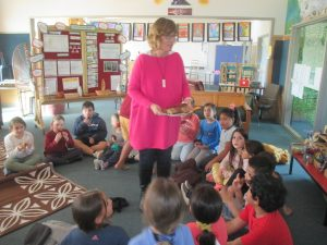 Principal's Pen Week 4 Term 2, Levin East School
